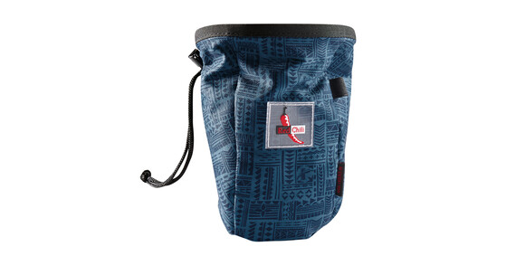 Red Chili Aero chalkbag blauw